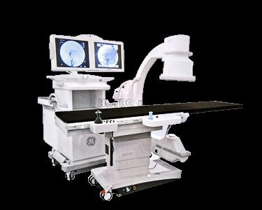 DC-2000J 影像介入诊疗手术台(电动操控型)